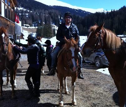 Cowboys in Davos