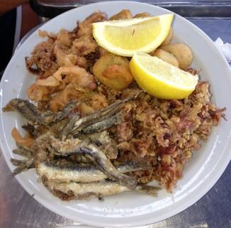 Mat på Chiringuito