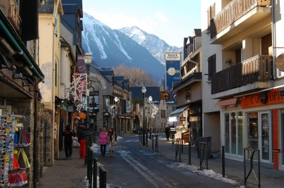 St Lary Town